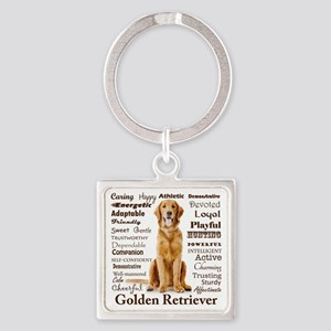 Golden Traits Keychains
