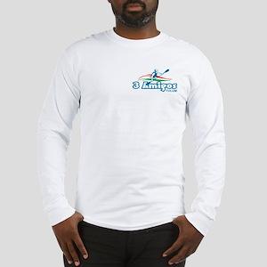 3 Amigos Tulum Lt. Long Sleeve T-Shirt