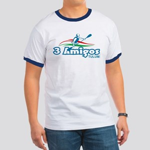 3 Amigos Tulum T-Shirt