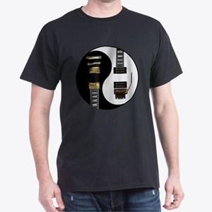Yin Yang - Guitars T-Shirt