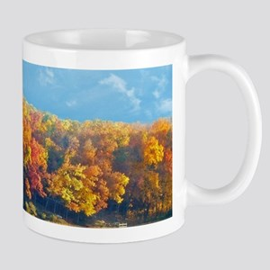 Autumn at the Lake Mugs