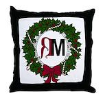 A Very RenMen Christmas 2016 Throw Pillow