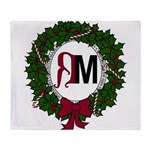 A Very RenMen Christmas 2016 Throw Blanket
