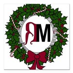 A Very RenMen Christmas 2016 Square Car Magnet 3