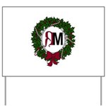 A Very RenMen Christmas 2016 Yard Sign