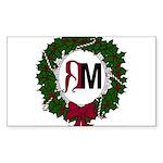 A Very RenMen Christmas 2016 Sticker