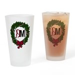 A Very RenMen Christmas 2016 Drinking Glass