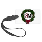 A Very RenMen Christmas 2016 Luggage Tag