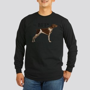 German Shorthaired Poi Long Sleeve T-Shirt