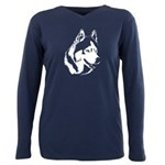 Siberian Husky Shirt Malamute Sled Dog T-Shirt
