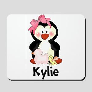 Kylie's Penguin Mousepad