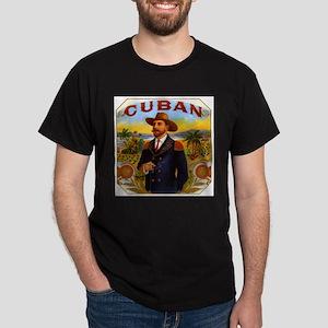 Cuba Cuban Ash Grey T-Shirt