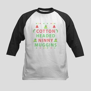 Elf Cotton Headed Ninny Muggins Ugly Christmas Bas