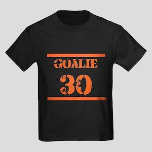 Little Goalie Kids Dark T-Shirt