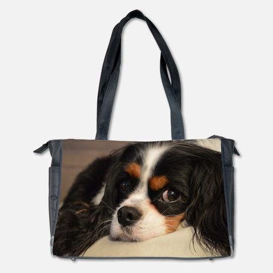 Cavalier King Charles Spaniel Diaper Bag