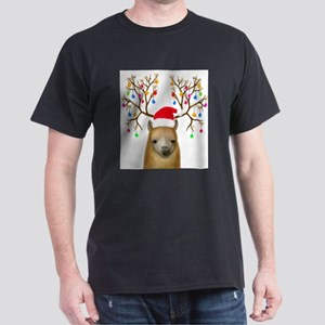 Christmas Alpaca T-Shirt