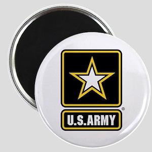 U.S. Army: U.S. Army Star Logo Magnets