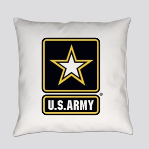U.S. Army: U.S. Army Star Logo Everyday Pillow
