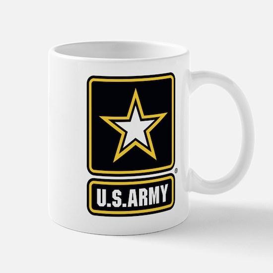 U.S. Army: U.S. Army Star Logo Mugs