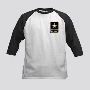 U.S. Army: U.S. Army Star Logo Baseball Jersey