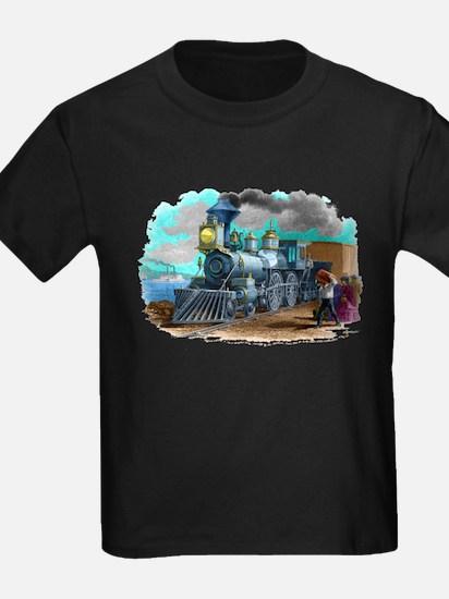 Steam Locomotive T-Shirt