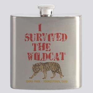 I survived the Wildcat! Flask