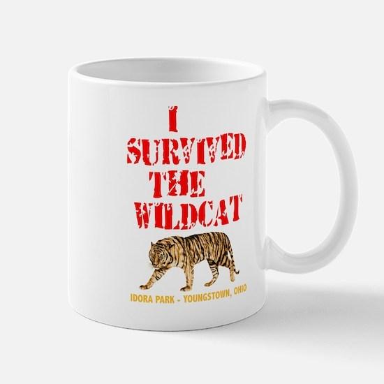 I survived the Wildcat! Mug