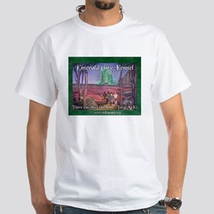 Emerald Logo 12x10 T-Shirt