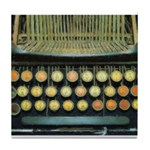 typewritermouse Tile Coaster