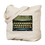 typewritermouse Tote Bag