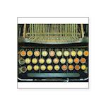 typewritermouse Sticker