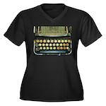 typewritermouse Plus Size T-Shirt