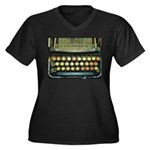 typewritermouse Plus Size T-Shirt