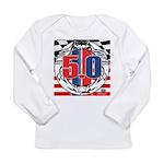 tribal 50 Long Sleeve T-Shirt
