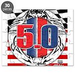 tribal 50 Puzzle