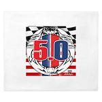 tribal 50 King Duvet