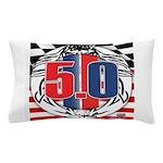 tribal 50 Pillow Case