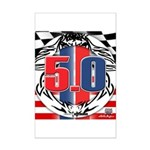 tribal 50 Poster Print