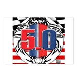 tribal 50 Postcards (Package of 8)