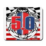 tribal 50 Mousepad