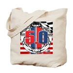 tribal 50 Tote Bag