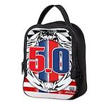 tribal 50 Neoprene Lunch Bag