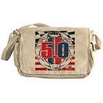tribal 50 Messenger Bag