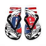 tribal 50 Flip Flops