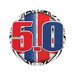 tribal 50 Button