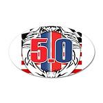 tribal 50 Decal Wall Sticker