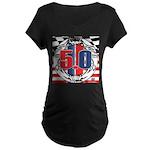 tribal 50 Maternity T-Shirt