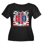 tribal 50 Plus Size T-Shirt