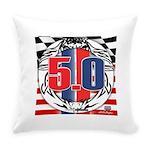 tribal 50 Everyday Pillow