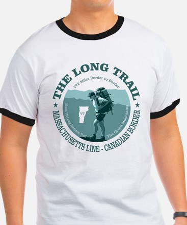 Long Trail (rd) T-Shirt